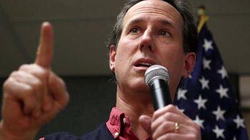 Santorum for President TV Spot, 'Fairytales'