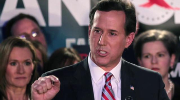 Santorum for President TV Spot, 'Fairytales' - Thumbnail 10
