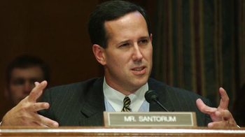 Santorum for President TV Spot, 'Fairytales' - Thumbnail 5