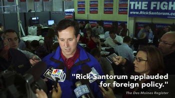 Santorum for President TV Spot, 'Fairytales' - Thumbnail 6
