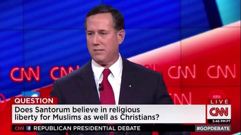 Santorum for President TV Spot, 'Fairytales' - Thumbnail 7