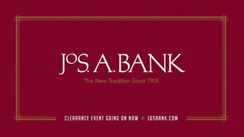 JoS. A. Bank January Clearance Event TV Spot, 'Suits, Sportcoats and More' - Thumbnail 6