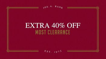 JoS. A. Bank January Clearance Event TV Spot, 'Suits, Sportcoats and More' - Thumbnail 2