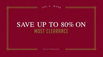JoS. A. Bank January Clearance Event TV Spot, 'Suits, Sportcoats and More' - Thumbnail 3