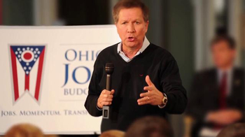 Kasich for America TV Spot, 'America: Never Give Up'