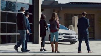 2016 Chevrolet Malibu TV Spot, 'The Car You Never Expected' - Thumbnail 6