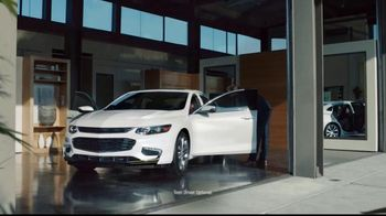 2016 Chevrolet Malibu TV Spot, 'The Car You Never Expected'