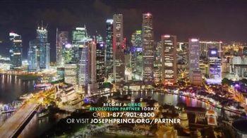 Joseph Prince Grace Revolution Partnership TV Spot, 'Thank You'
