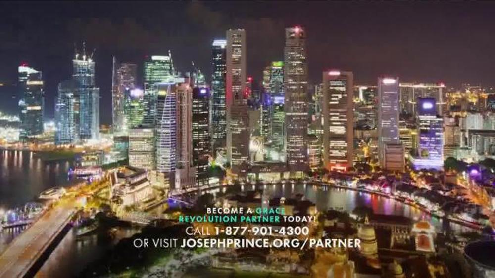 Joseph Prince Grace Revolution Partnership TV Commercial, 'Thank You'