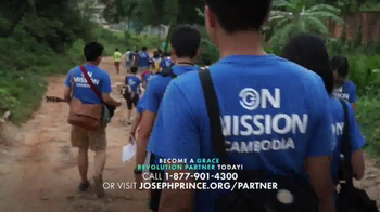 Joseph Prince Grace Revolution Partnership TV Spot, 'Thank You' - Thumbnail 4