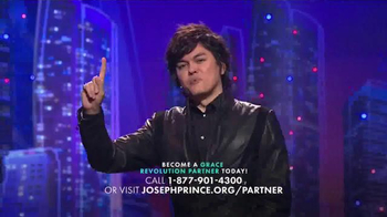 Joseph Prince Grace Revolution Partnership TV Spot, 'Thank You' - Thumbnail 6