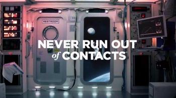 1-800 Contacts TV Spot, 'Astronaut' - Thumbnail 8