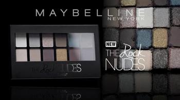 Maybelline New York The Rock Nudes Palette TV Spot, 'Edge' - Thumbnail 8