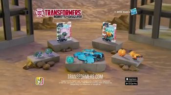 Transformers Robots in Disguise TV Spot, 'Deployers & Mini-Cons'