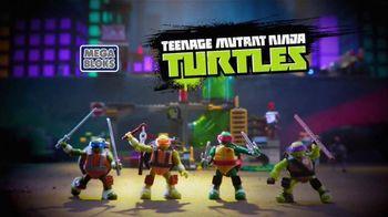 Mega Bloks Teenage Mutant Ninja Turtles TV Spot, 'New Sets'