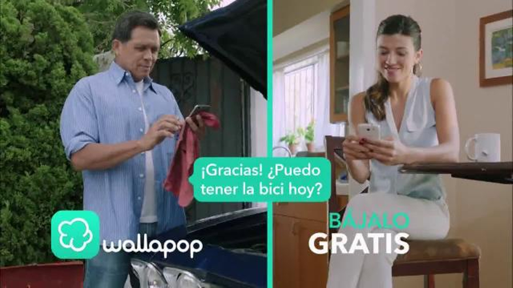 Wallapop TV Commercial, 'Nueva York'