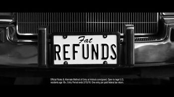 H&R Block TV Spot, 'Refund Plus' Song by Just Blaze & Baauer Ft. Jay-Z - 1060 commercial airings