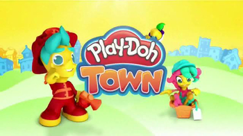 Play-Doh Town TV Spot, 'Wild Treats and Pets' - Thumbnail 1