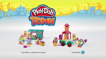 Play-Doh Town TV Spot, 'Wild Treats and Pets' - Thumbnail 9