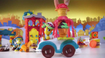 Play-Doh Town TV Spot, 'Wild Treats and Pets' - Thumbnail 4