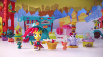 Play-Doh Town TV Spot, 'Wild Treats and Pets' - Thumbnail 5