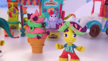 Play-Doh Town TV Spot, 'Wild Treats and Pets' - Thumbnail 7