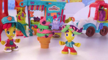 Play-Doh Town TV Spot, 'Wild Treats and Pets' - Thumbnail 8