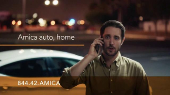 Amica Mutual Insurance Company TV Spot, 'Reach Out' Song by Gareth Dunlop - Thumbnail 7