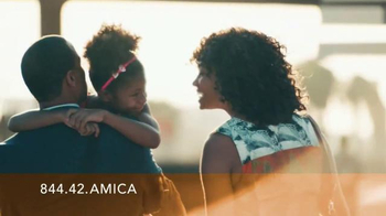 Amica Mutual Insurance Company TV Spot, 'Reach Out' Song by Gareth Dunlop - Thumbnail 8