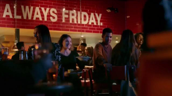 TGI Friday's 474 Menu TV Spot, 'Welcome to the 474' - Thumbnail 1