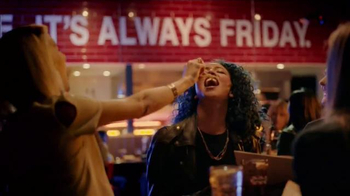 TGI Friday's 474 Menu TV Spot, 'Welcome to the 474' - Thumbnail 9