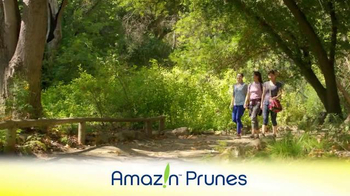 Sunsweet Amaz!n Prunes TV Spot, 'Nature Walk'