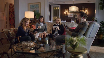 Fios by Verizon TV Spot, 'Ahem' Featuring Rashida Jones - Thumbnail 4
