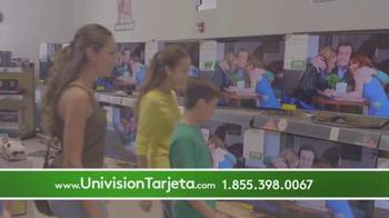Univision Tarjeta TV Spot, 'Una forma de manejar dinero' [Spanish] - Thumbnail 1