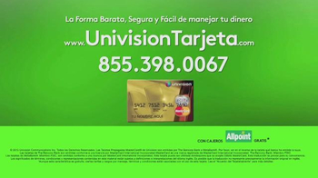 Univision Tarjeta TV Spot, 'Una forma de manejar dinero' [Spanish] - Thumbnail 8