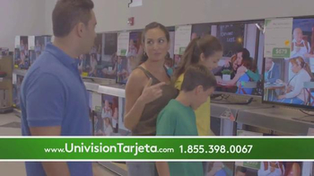 Univision Tarjeta TV Spot, 'Una forma de manejar dinero' [Spanish] - Thumbnail 2