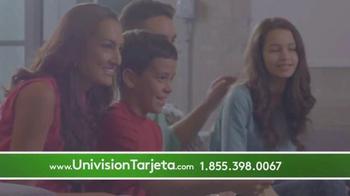 Univision Tarjeta TV Spot, 'Una forma de manejar dinero' [Spanish] - Thumbnail 6