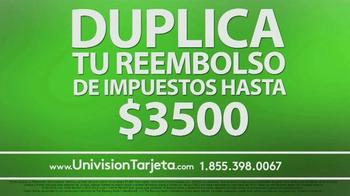 Univision Tarjeta TV Spot, 'Una forma de manejar dinero' [Spanish] - Thumbnail 7