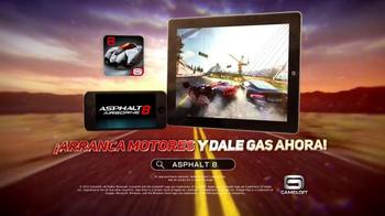 Asphalt 8: Airborne TV Spot, 'La experiencia máxima de carreras' [Spanish] - Thumbnail 9