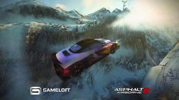 Asphalt 8: Airborne TV Spot, 'La experiencia máxima de carreras' [Spanish] - Thumbnail 5