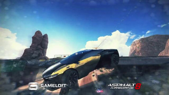 Asphalt 8: Airborne TV Spot, 'La experiencia máxima de carreras' [Spanish] - Thumbnail 7
