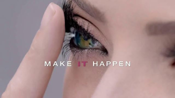Maybelline New York Lash Sensational Luscious TV Spot, 'Full-Fan Effect' - Thumbnail 10