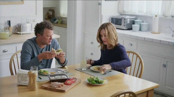Oscar Mayer Natural Turkey Breast TV Spot, 'Too Good to be True: Abs' - 1287 commercial airings