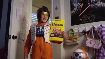 General Mills TV Spot, 'Star Wars: The Force Awakens: Who Took the Decals?' - 1083 commercial airings