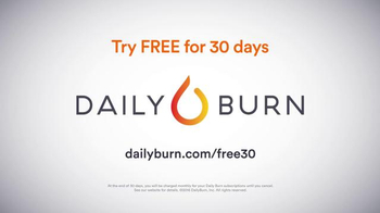 Daily Burn TV Spot, 'Best Show Ever' - Thumbnail 6