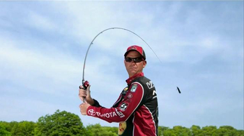 Quantum Team KVD Series TV Spot, 'Slow Motion' Featuring Kevin VanDam - Thumbnail 2
