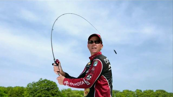 Quantum Team KVD Series TV Spot, 'Slow Motion' Featuring Kevin VanDam