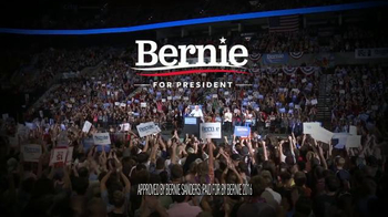 Bernie 2016 TV Spot, 'The Bottom 100 Million' - Thumbnail 9