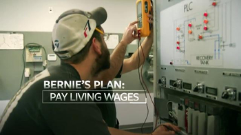 Bernie 2016 TV Spot, 'The Bottom 100 Million' - Thumbnail 6