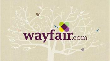Wayfair Winter White Sale TV Spot, 'Bedding, Rugs and Bath Essentials' - Thumbnail 1